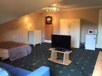 Two Large Double Rooms to rent in Central Aberlour. perfect for workers, available to view now