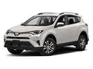 2018 Toyota RAV4 FWD LE 4CYL