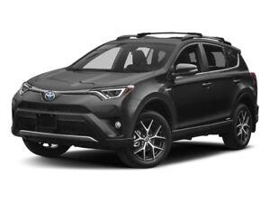 2018 TOYOTA RAV4 HYBRID SE Hybrid SE