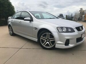 2012 Holden Commodore VE II MY12 SV6 Nitrate 6 Speed Sports Automatic Sedan Garbutt Townsville City Preview