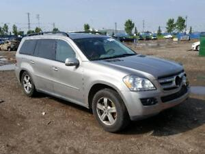 2008 MERCEDES-BENZ GL 320 CDI PARTS OUTING