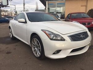 2011 Infiniti G Coupe G37x AWD WEEKEND SALE!!