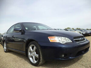 2007 Subaru Legacy AWD SPORT******ONE OWNER-EXCELLENT SHAPE