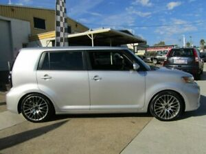 2011 Toyota Rukus AZE151R Build 1 Hatch Silver 4 Speed Automatic Wagon Moorooka Brisbane South West Preview