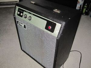 Vintage 70's Stagg Amp in Great Shape, Working London Ontario image 4