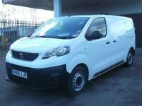 Peugeot Expert 1000 1.6 Bluehdi 95 S Van DIESEL MANUAL WHITE (2016)