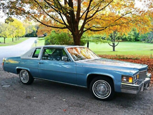 [WANTED] 1977 1978 1979 Cadillac Coupe Deville