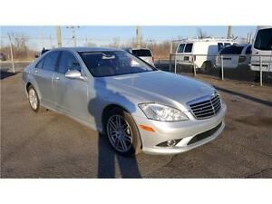 2009 Mercedes Benz S450 4 Matic Technology Package