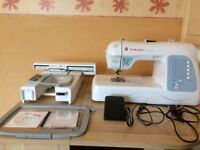 Singer Xl400 sewing and embroidery machine