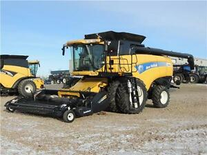 2012 New Holland CX8080 Super Conventional Combine - Tier 4a