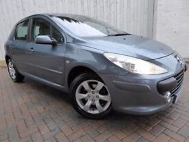 Peugeot 307 1.6 HDI SE 110, Amazing 1 Owner, Low Miles, Full Service History+, New MOT No Advisories
