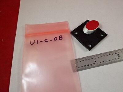 Optical Mounted Oval Mirror Laser Optics As Is Bu1-c-08