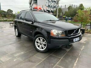 2004 Volvo XC90 P28 MY04 T6 4 Speed Sports Automatic Wagon South Melbourne Port Phillip Preview