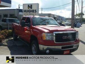 2011 GMC Sierra 2500HD SLE | Aluminum Wheels |  Leather Seats