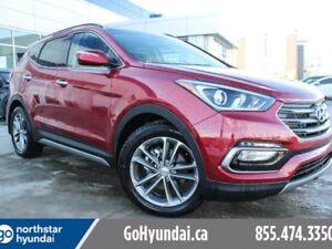 2018 Hyundai Santa Fe Sport 2.0 T LIMITED, SUNROOF/ VENTILATED S