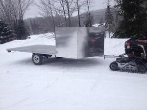 Side x Side or 4 Wheeler Trailer