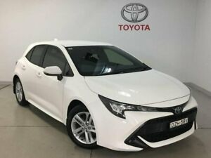 2018 Toyota Corolla Mzea12R Ascent Sport White 10 Speed Constant Variable Hatchback Chatswood Willoughby Area Preview