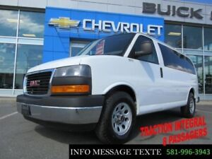 2014 Chevrolet EXPRESS PASSENGER 1500 AWD TRACTION INTEGRAL