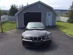 2001 BMW Z3 Coupe (2 door) St. John's Newfoundland image 3