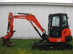 Kubota kx040-4 * 561HRS * very Clean