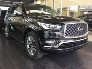 2019 Infiniti QX80 8 Passenger W/ ProActive Package