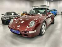 1995 Porsche 911 [993] Turbo X50 SALOON Petrol Manual