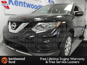 2014 Nissan Rogue AWD with back up cam and black on black all th