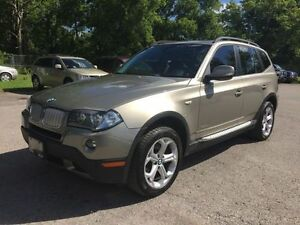 2007 BMW X3 full loaded SUV, Crossover