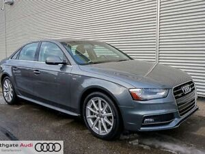 2015 Audi A4 2.0T Progressiv quattro Rear Camera & Parking Syst