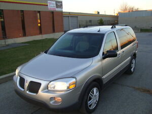 2008 PONTIAC MONTANA SV6 LS 7 PASSENGER ''ONE TAX INCLUDED'' West Island Greater Montréal image 20