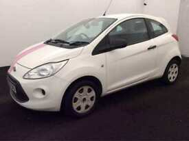 Ford Ka 1.2 Studio White, BUY FOR ONLY £15 A WEEK *FINANCE* £0 DEPOSIT AVAILABLE