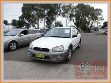 2004 Subaru Impreza MY04 RV (AWD) Grey 4 Speed Automatic Hatchback Warwick Farm Liverpool Area Preview