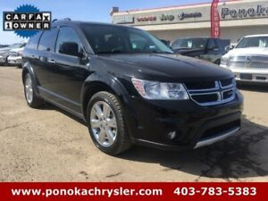 2014 Dodge Journey R/T, AWD, Remote Start, 3rd Row Seating, Ucon