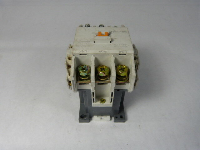 Benshaw RSC656AC120 Contactor 120V Coil  USED