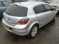 Vauxhall Astra H Design 1.6 16v Z16XER 61223 Miles Leathers ** BREAKING **