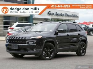 2016 Jeep Cherokee Limited High Altitude - SafetyTec - Technolog