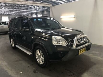 2012 Nissan X-Trail T31 MY11 ST (FWD) Black 6 Speed Manual Wagon Beresfield Newcastle Area Preview