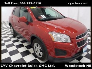 2014 Chevrolet Trax LS - $8/Day - Automatic with A/C