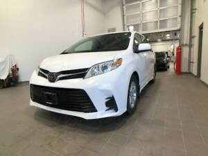 2019 Toyota Sienna 3.5L V6 LE 8 PASS HEATED SEATS POWER DOORS *D