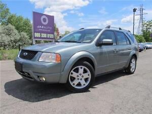 """2007 Ford Freestyle Limited """" 6 PASSENGER LEATHER HEATED,SUNROOF"""