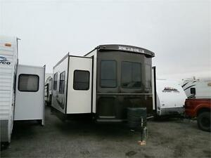 2014 BRECKENRIDGE LAKEVIEW 40 FTS! LIKE NEW PARK MODEL! $36995!