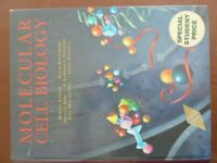 Molecular Cell Biology 3rd Edition ISBN 0-7167-2380-8