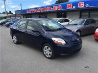 2008 Toyota Yaris air climatise
