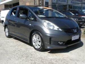 2011 Honda Jazz GE MY12 VTi Grey 5 Speed Automatic Hatchback Wangara Wanneroo Area Preview