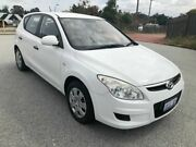2009 Hyundai i30 FD MY10 SX White 4 Speed Automatic Hatchback Maylands Bayswater Area Preview