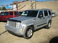 2011 Jeep Liberty Sport - 4x4 - YES WE FINANACE!! WE DO TRADES