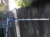 Tv Aerial for sale hardly used and on a pole