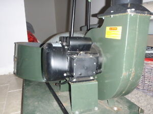 elctrical blower for drywall etc