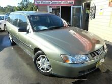 2003 Holden Commodore VY II Executive Gold 4 Speed Automatic Wagon Edgeworth Lake Macquarie Area Preview