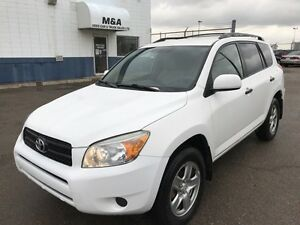 2007 Toyota RAV4 - 4 wheel drive! Financing available !!